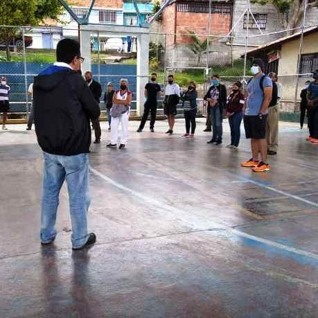 Diario Frontera, Frontera Digital,  ALCALDÍA DE MÉRIDA, ALCIDES MONSALVE CEDILLO, Regionales, ,Gabinete Gerencial de la Alcaldía de Mérida se reunió  con integrantes de la comunidad de Santa Ana