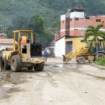 Diario Frontera, Frontera Digital,  SANTA CRUZ DE MORA, Mocoties, ,Restituidos parcialmente servicios de agua, luz y telefonía en Santa Cruz de Mora