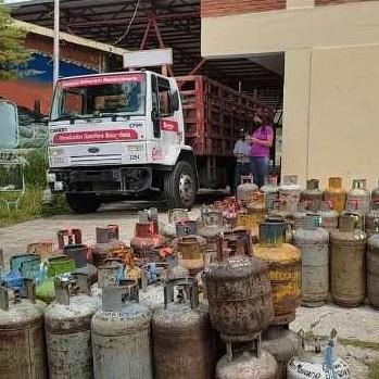 Diario Frontera, Frontera Digital,  NEVADO GAS, Regionales, ,Estado Mayor del Gas anuncia ajuste al costo del GLP en Mérida