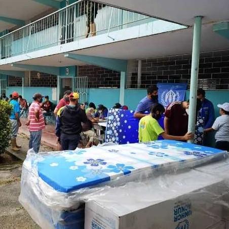 Diario Frontera, Frontera Digital,  INGRESO DE AYUDA HUMANITARIA, Mocoties, ,Gobierno Bolivariano ha facilitado ingreso  de ayuda humanitaria al Valle del Mocotíes
