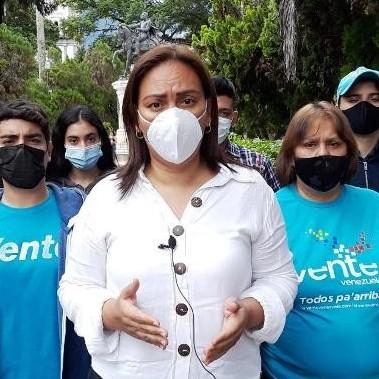 Diario Frontera, Frontera Digital,  VENTE MÉRIDA, Politica, ,Martha Hernández informa que María Corina Machado  recorrerá el estado Mérida