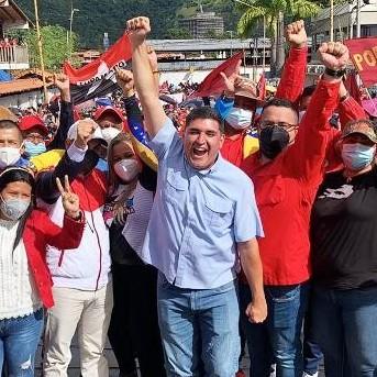 Diario Frontera, Frontera Digital,  cne, Politica, ,Jehyson Guzmán y candidatos a las alcaldías  por el PSUV firmaron  compromiso ante el CNE