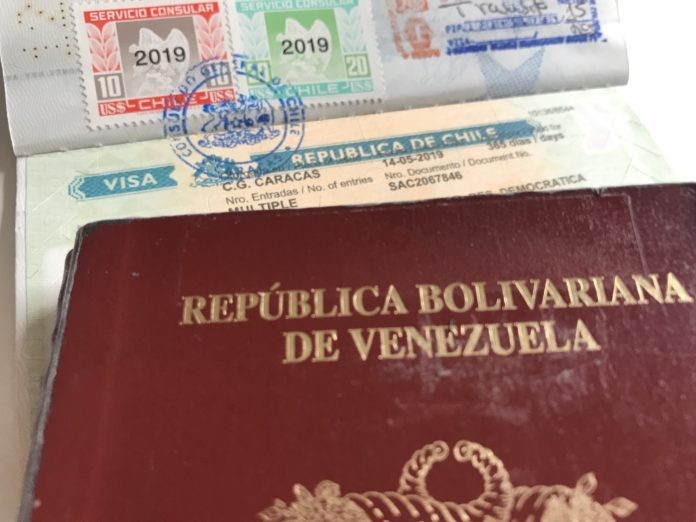 Diario Frontera, Frontera Digital,  VISA CHILE, Nacionales, ,Chile reanuda el trámite de visas para los venezolanos