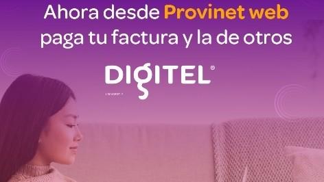 http://fronteradigital.com.ve/Digitel ofrece la opción de pago de facturas  a través del BBVA Banco Provincial