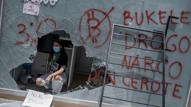 http://fronteradigital.com.ve/Nayib Bukele enfrenta la primera protesta masiva  por su deriva autoritaria en El Salvador