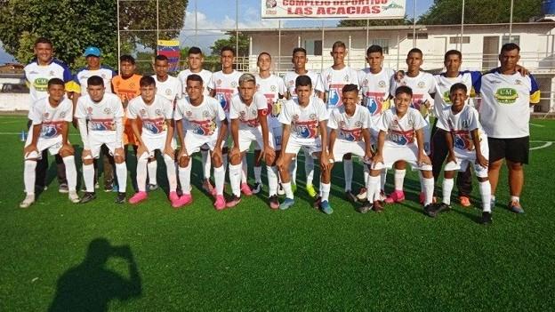http://fronteradigital.com.ve/Arrancó el I Campeonato Occidental de Fútbol Sub 15 en El Vigía