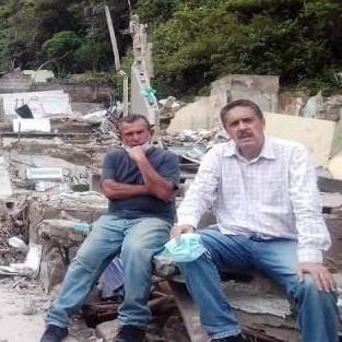 Diario Frontera, Frontera Digital,  RAMÓN LOBO, Mocoties, ,TOVAREÑOS RECONSTRUYEN ZONAS DE DESASTRES CON APOYO DEL ESTADO