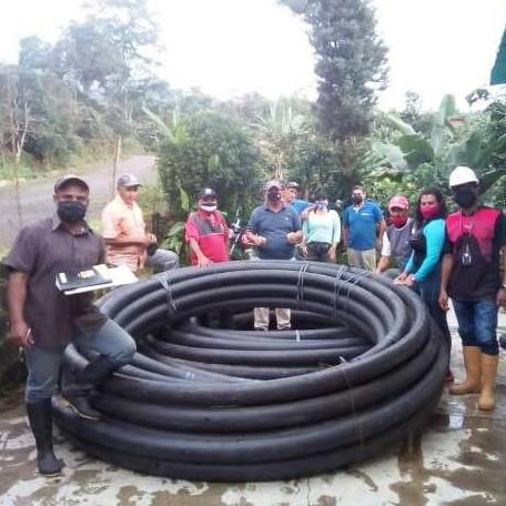 Diario Frontera, Frontera Digital,  AGUAS DE MÉRIDA, Mocoties, ,Aguas de Mérida coordina esfuerzos  para restablecer acueductos en Antonio Pinto Salinas