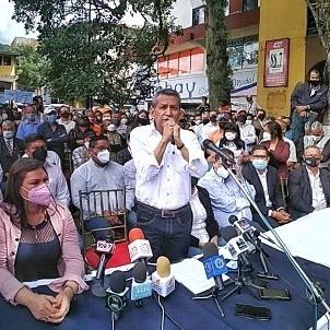 Diario Frontera, Frontera Digital,  RAMÓN GUEVARA JAIMES, Politica, ,Ramón Guevara garantiza triunfo en unidad para Mérida