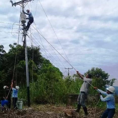 Diario Frontera, Frontera Digital,  TRANSFORMADORES, GOBIERNO BOLIVARIANO, Mocoties, ,Gobierno Bolivariano instaló  transformadores  para recuperar el servicio eléctrico en municipio afectados