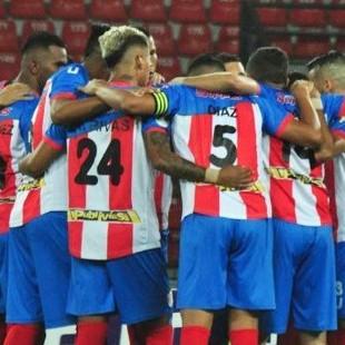 Diario Frontera, Frontera Digital,  ESTUDIANTES DE MÉRIDA F.C., Deportes, ,5 partidos para alcanzar el primer objetivo de la temporada