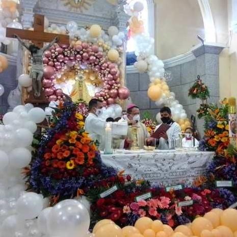 Diario Frontera, Frontera Digital,  Virgen de Regla en Tovar, Mocoties, ,*Renovación de fe y gratitud por la vida  marcaron la festividad de la Virgen de Regla en Tovar
