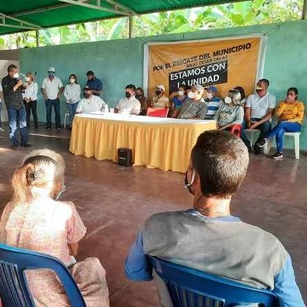 Diario Frontera, Frontera Digital,  RAMÓN GUEVARA, Panamericana, ,En Unidad alcanzaremos grandes triunfos para Mérida