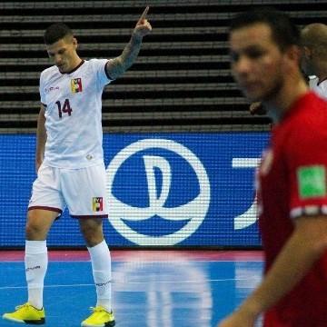 Diario Frontera, Frontera Digital,  FUTSAL, Deportes, ,Venezuela avanza a octavos de final  en Mundial de Futsal al derrotar 1-0 a Costa Rica