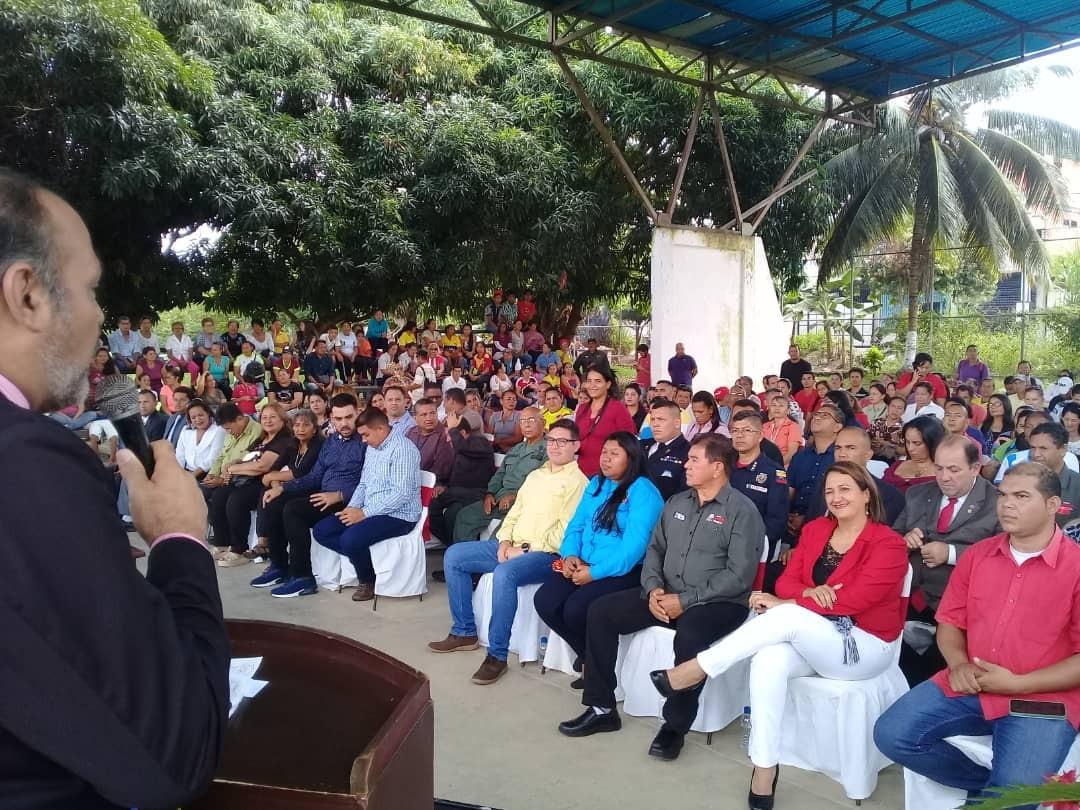 Diario Frontera, Frontera Digital,  ALCALDÍA ALBERTO ADRIANI, Panamericana, ,MEZIN ABOU ASSI: EL AÑO 2020 SERÁ DE LA REVOLUCIÓN BOLIVARIANA