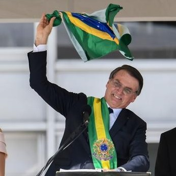 Diario Frontera, Frontera Digital,  BRASIL, Internacionales, ,Bolsonaro se desinfla tras un año de constantes polémicas
