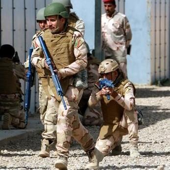 Diario Frontera, Frontera Digital,  OTAN, Internacionales, ,Los militares de la OTAN, parte de ellos españoles,  empiezan su retirada de Irak hacia Kuwait