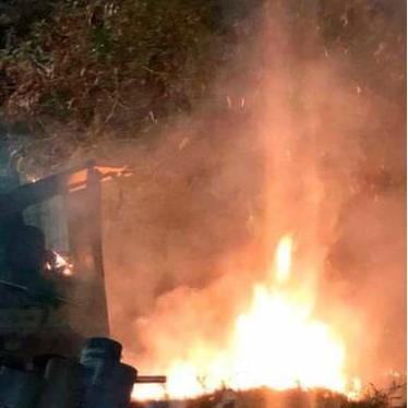 Diario Frontera, Frontera Digital,  COLOMBIA, Internacionales, ,Suboficial resultó herida tras atentado contra  base de la Fuerza Aérea en Yopal, Casanare