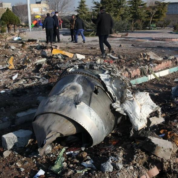 """Diario Frontera, Frontera Digital,  IRÁN, Internacionales, ,Irán admite haber derribado avión civil ucraniano por """"error humano"""""""