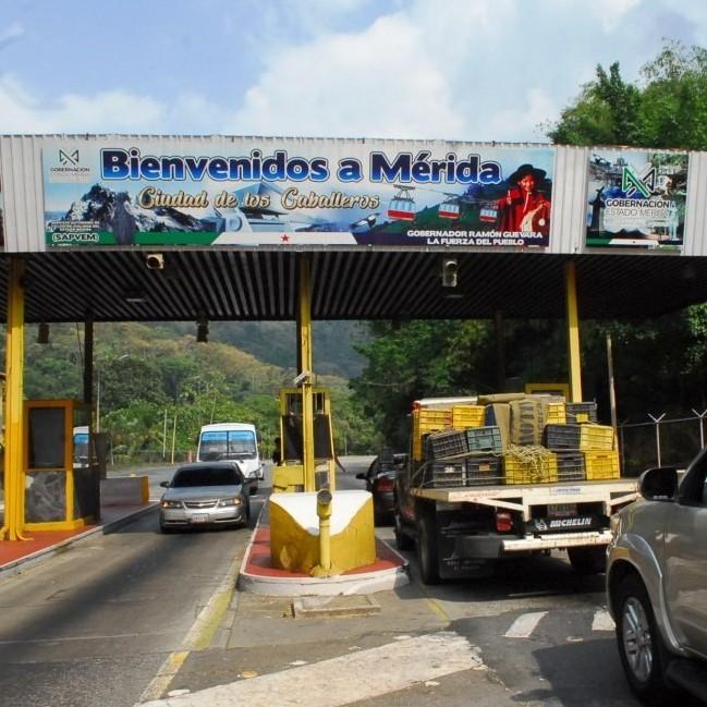 Diario Frontera, Frontera Digital,  PEAJES, Panamericana, ,Peajes de Mérida cuentan con nuevo sistema de barreras de control
