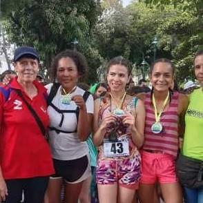 Diario Frontera, Frontera Digital,  MARCHA, Deportes, ,Ocho medallas lograron atletas merideños en Campeonato Nacional de Marcha