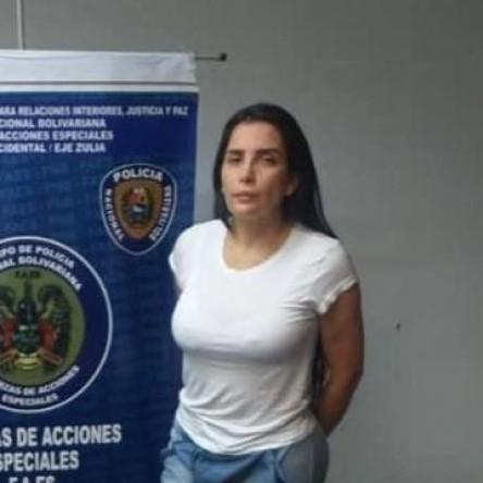 Diario Frontera, Frontera Digital,  INTERPOL, Internacionales, ,Interpol Venezuela oficializó a Colombia la captura de Aída Merlano