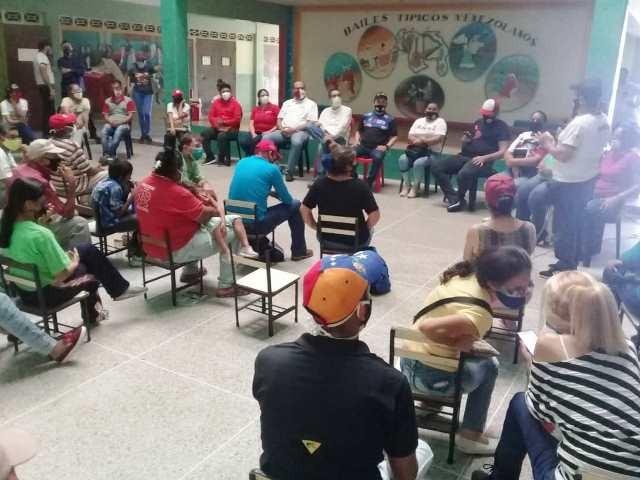 Diario Frontera, Frontera Digital,  PSUV - GPP, Panamericana, ,PSUV-GPP ACEITÓ MAQUINARIA EN LA PARROQUIA PRESIDENTE PÁEZ