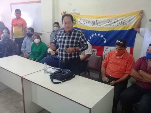 Diario Frontera, Frontera Digital,  CONSULTA POPULAR, Panamericana, ,URAMENTARON COMANDO DE CAMPAÑA  PARA LACONSULTA POPULAR EN ALBERTO ADRIANI