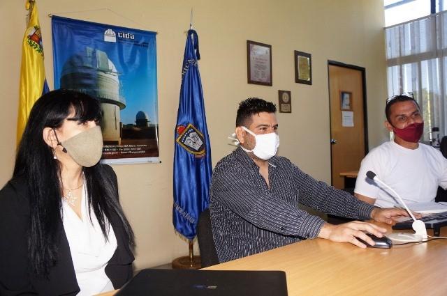 Diario Frontera, Frontera Digital,  CIDA, Tecnología, ,Escombros espaciales: Tema abordado  en una conferencia online en la Unefa Mérida