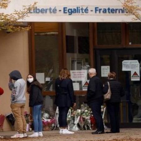 Diario Frontera, Frontera Digital,  FRANCIA, Internacionales, ,Presidenta de CE condena asesinato del profesor en Francia