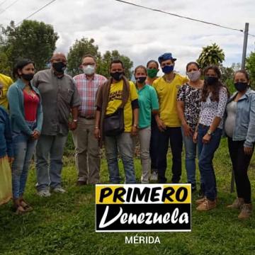 """Diario Frontera, Frontera Digital,  PRIMERO VENEZUELA, Politica, ,""""En El Valle saldrán a votar por el cambio  porque Primero es Venezuela"""""""