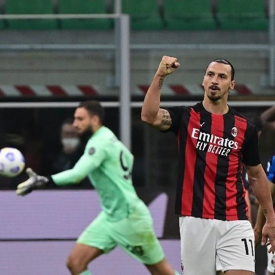 Diario Frontera, Frontera Digital,  INTER DE MILAN, MILAN, Deportes, ,A. C. Milán se llevó el Derby della Madonnina con doblete de Ibraimovic