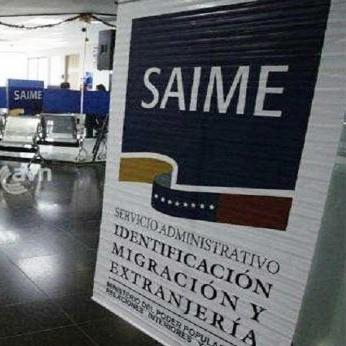 Diario Frontera, Frontera Digital,  SAIME, Nacionales, ,Saime iniciará cedulación pre-electoral en principales oficinas del país