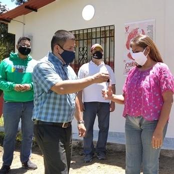 Frontera Digital,  MUNICIPIO SANTOS MARQUINA, Páramo,  Casas dignas sigue otorgando el gobierno bolivariano en Mérida