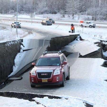 Frontera Digital,  TERREMOTO EN ALASKA, Internacionales,  Alerta de tsunami en Alaska  tras terremoto de magnitud 7.4