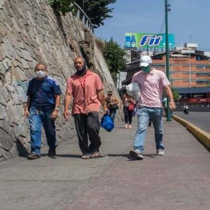 Frontera Digital,  COVID19, Nacionales,  Venezuela superó los 87 mil casos de covid-19 este lunes