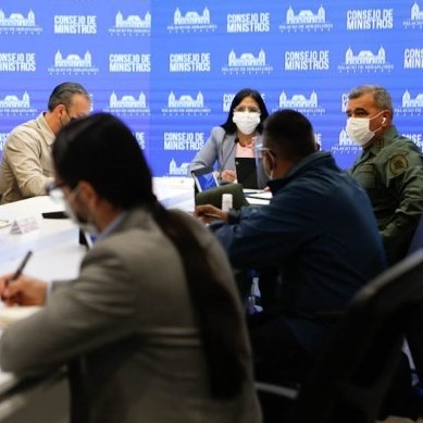 Frontera Digital,  CONSEJO DE MINISTROS, Nacionales,  Vicepresidenta encabezó reunión  del Consejo de Ministros para discutir políticas públicas