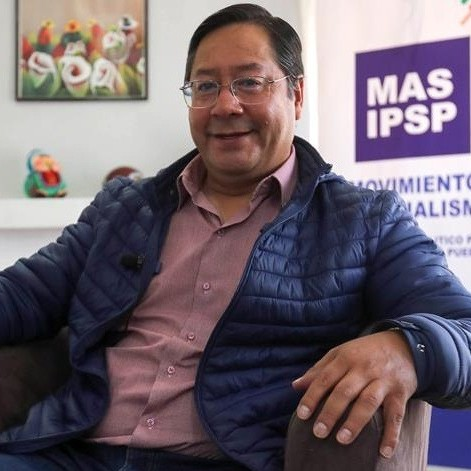 Frontera Digital,  LUIS ARCE, Internacionales,  Arce restablecerá relaciones con Venezuela y Cuba