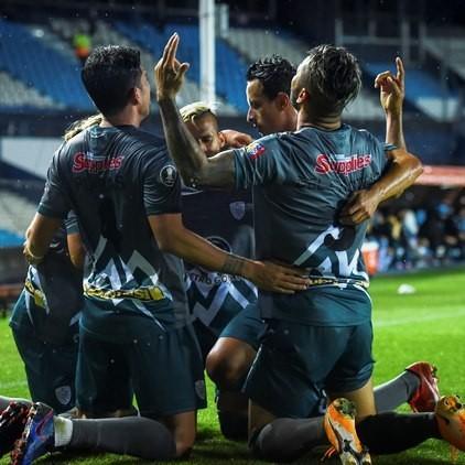 Frontera Digital,  ESTUDOIANTES DE MÉRIDA F.C., Deportes,  Estudiantes de Mérida clasificó a la Copa Conmebol Sudamericana