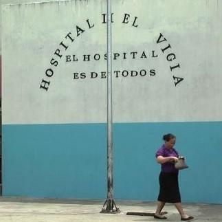 Frontera Digital,  EL VIGÍA, Panamericana,  FARMACÉUTICA APREHENDIDA POR CICPC EL VIGÍA  NO ES  PERSONAL DEL HOSPITAL ADÁN MUÑOZ CALLEJA