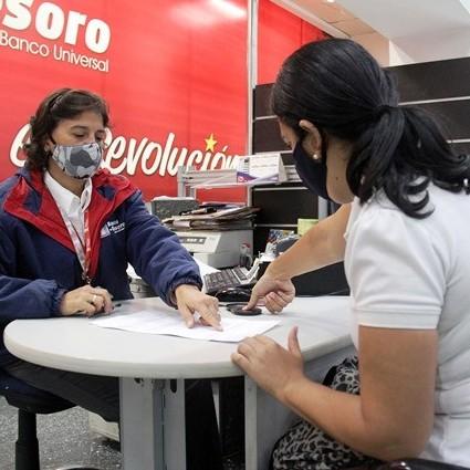 Diario Frontera, Frontera Digital,  BSANCO DEL TESORO, Nacionales, ,Banco del Tesoro cierra semana de flexibilización 7+7 plus  con más de 40 mil operaciones
