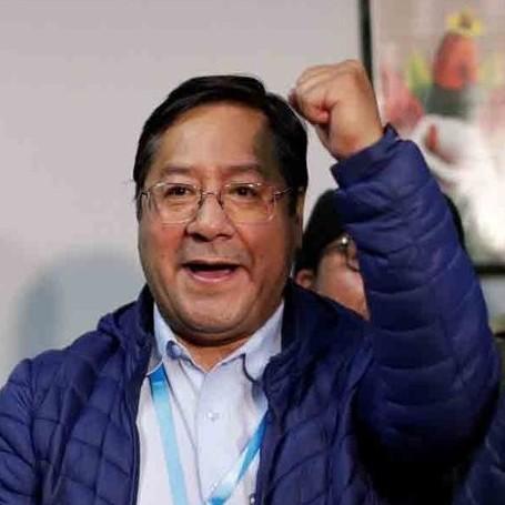 Diario Frontera, Frontera Digital,  LUIS ARCE, Internacionales, ,El escrutinio oficial en Bolivia confirma la victoria de Luis Arce con el 55,1% de los votos