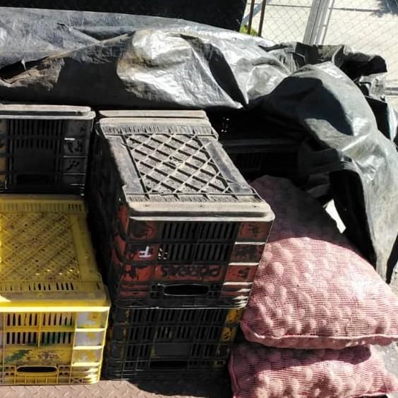 Diario Frontera, Frontera Digital,  CARGA FALSA, Sucesos, ,Pasado a Fiscalía camionero que  simuló carga para abastecer combustible