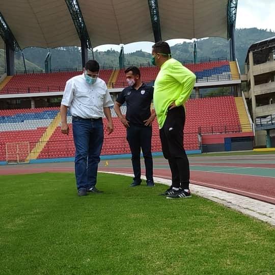 Diario Frontera, Frontera Digital,  GRAMADO ESTADIO DE MÉRIDA, Deportes, ,Gramado del estadio Metropolitano de Mérida  presentará un follaje conveniente para Venezuela-Paraguay