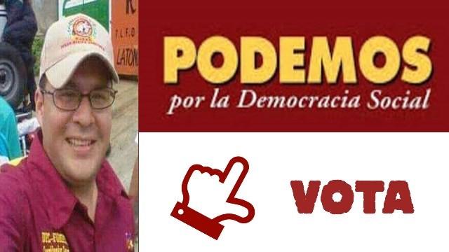 Diario Frontera, Frontera Digital,  PODEMOS TOVAR, CAMPAÑA ELECTORAL, Mocoties, ,PODEMOS arrancó campaña electoral en el municipio Tovar