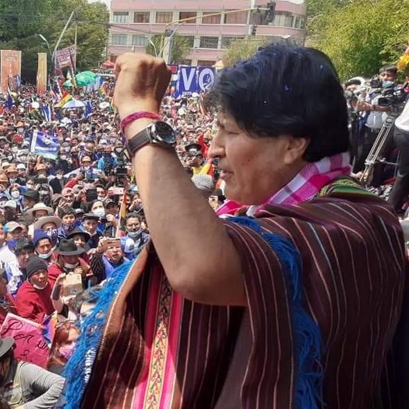 Diario Frontera, Frontera Digital,  EVO MORALES, Internacionales, ,Morales ya está en Bolivia: No dudaba que íbamos a volver,  pero no estaba seguro que sería tan pronto