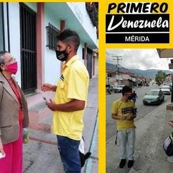 Diario Frontera, Frontera Digital,  Primero Venezuela, Politica, ,Primero Venezuela está en la calle