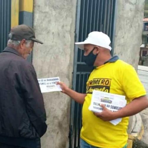 Diario Frontera, Frontera Digital,  JHON FLORES, Politica, ,PRIMERO VENEZUELA CON JOHN FLORES GANARÁ EL CIRCUITO N°3