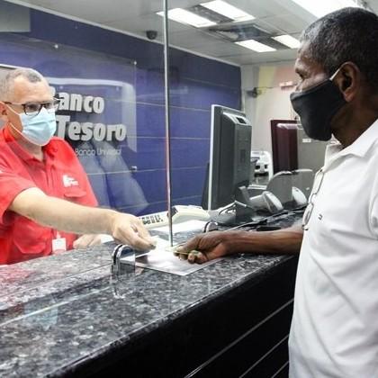 Diario Frontera, Frontera Digital,  BANCO DEL TESORO, Nacionales, ,Banco del Tesoro atendió a más de  45 mil clientes durante semana de flexibilización