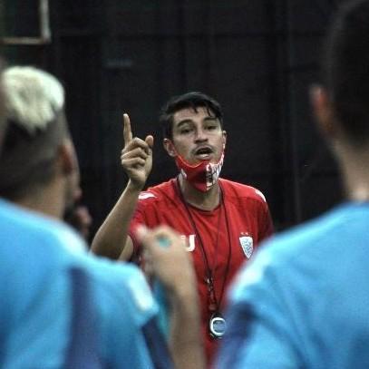 """Diario Frontera, Frontera Digital,  ESTUDIANTES DE MÉRIDA F.C., Deportes, ,Douglas Pírela: """"Actualmente veo al equipo muy bien físicamente"""""""